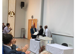 Bülent Ecevit Tıp Fakültesi'ne akreditasyon belgesi törenle verildi..